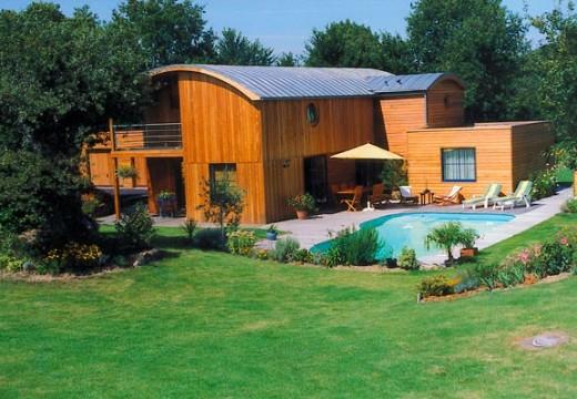 Une maison en bois, un mode de vie