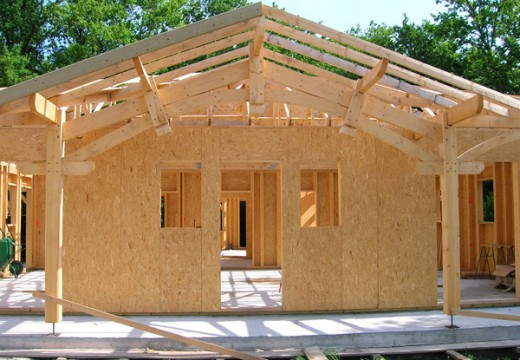D marches administratives construction chalet en bois maison bois modulaire for Demarche construction maison