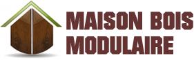 Maison bois modulaire