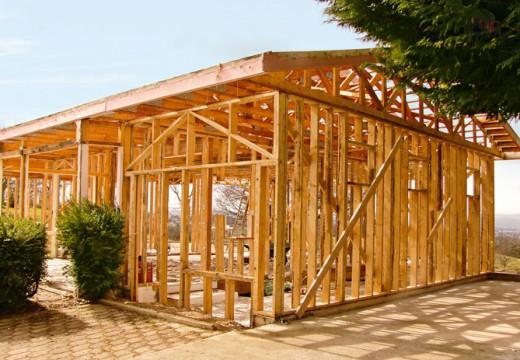 Maison modulaire en bois maison bois modulaire for Architecture modulaire definition