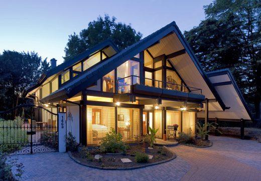 Garder son terrain propre lors de la construction d'une maison bois