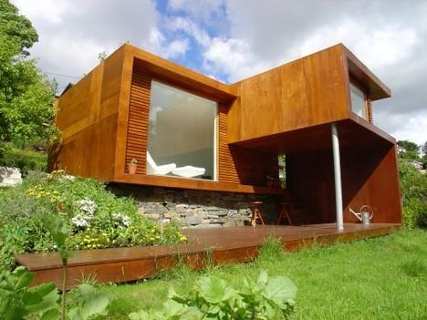 Le choix d'une maison modulaire en bois