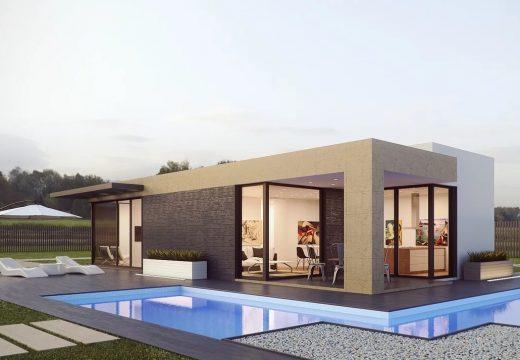 Maison modulaire : les avantages des ouvertures en aluminium